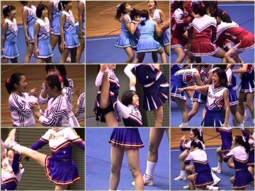 Cheerleaders Candid 67 – 68