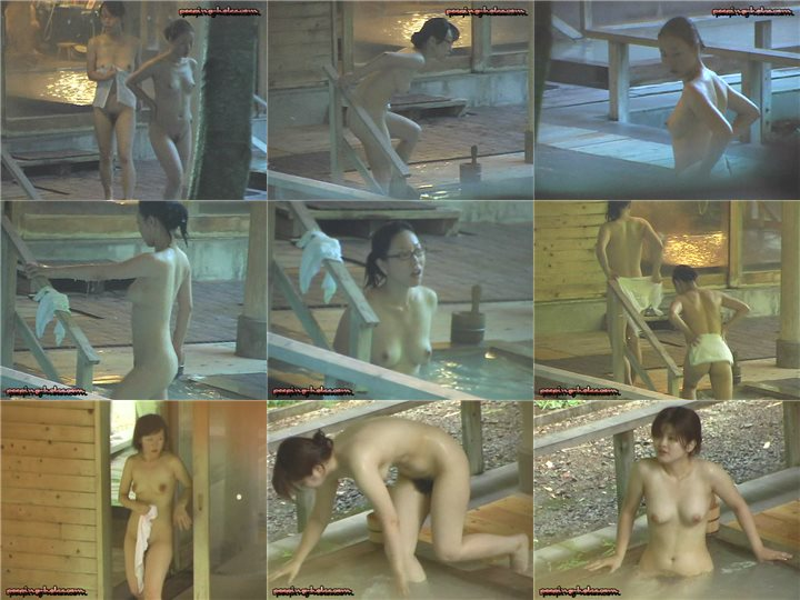 Hot spring of Pururun, bath voyeur, locker room voyeur, hidden camera bathhouse, peeping-holes pururun, peeping-holes bath